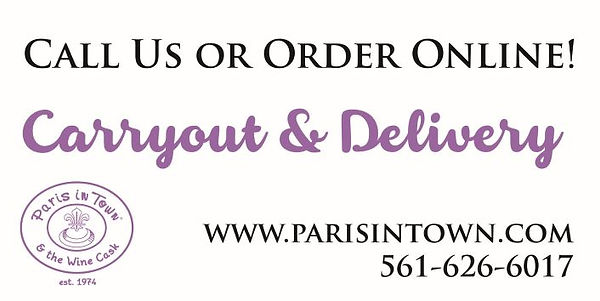 Online Order and Carry Out Phone Number