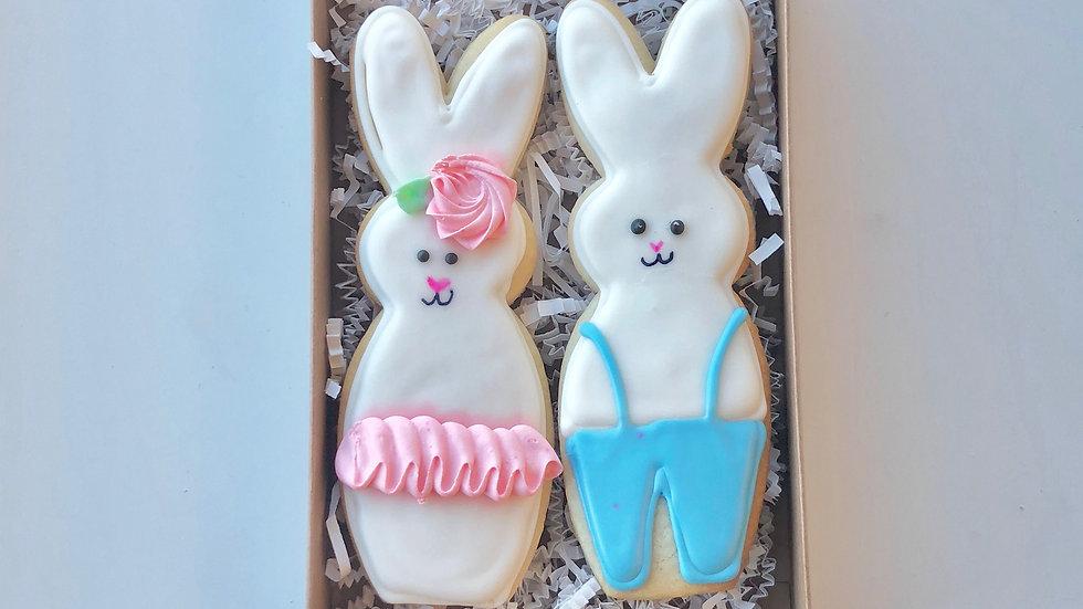 Sweet Modern Bunny Sugar Set