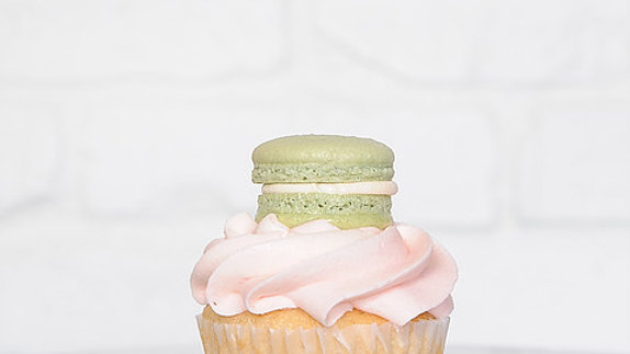 Mini Mac Cupcakes