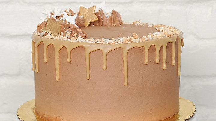 L&B's GERMAN CHOCOLATE CAKE