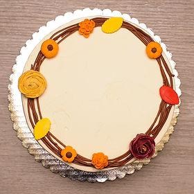 APPLE CREAM CHEESE CAKE