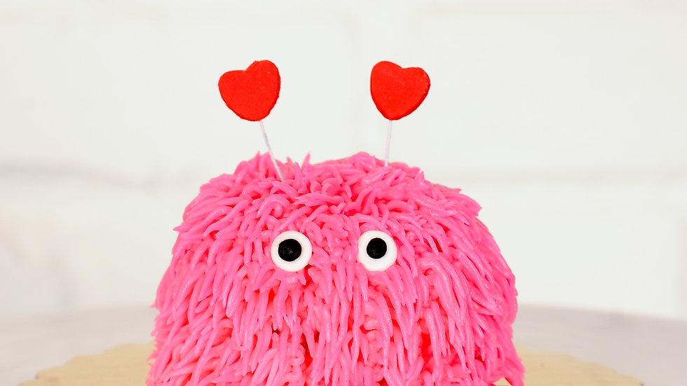 """Love Bug"" Cupcake"