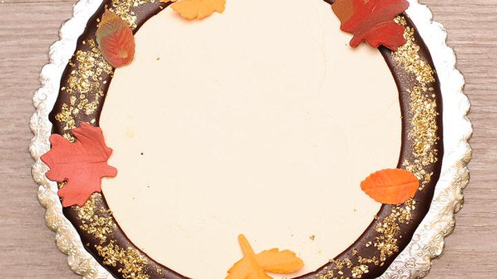 SWEET POTATO PIE CAKE