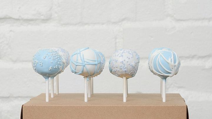 Hanukkah Cake Pops Gift Set
