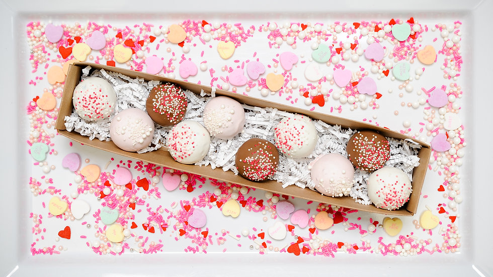 Cake Pop Truffles Set