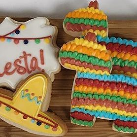 Sugar Cookie Decorating With Royal Icing