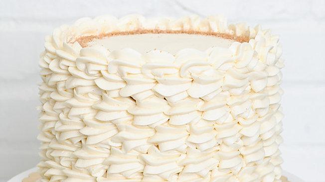 EGG NOGGY-NOGG CAKE