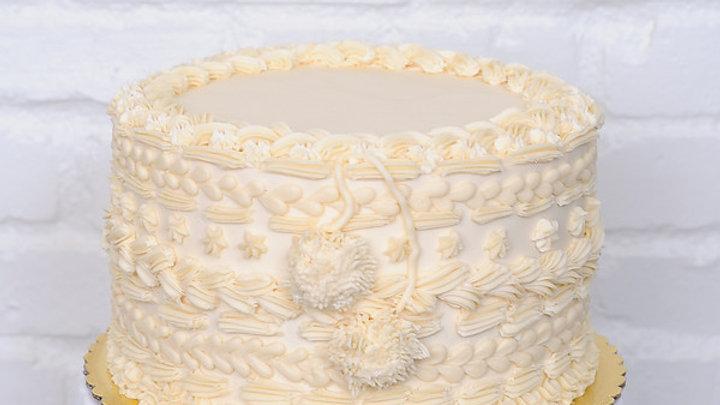 COZY SWEATER CAKE