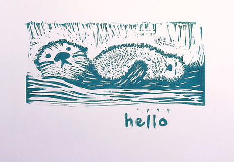Otter Hello