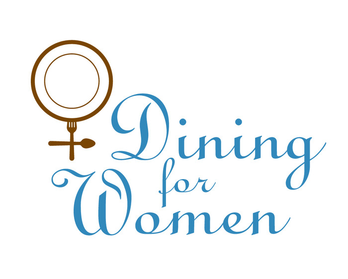 HELPING WOMEN AFAR FROM THE DINING TABLE
