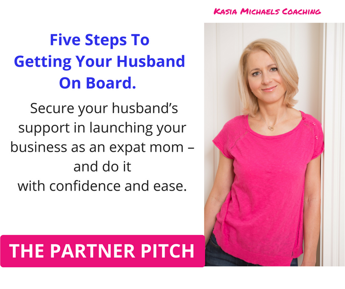 HOW CAN I BRING MYSELF TO USE MY HUSBANDS MONEY TO START MY OWN BUSINESS?