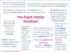 Kasia Michaels' expat family manifesto