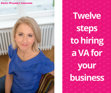 TWELVE STEPS TO HIRE A VA FOR YOUR BUSINESS