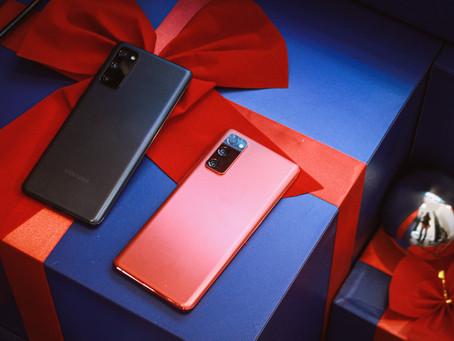 Samsung presenta su oferta tecnológica para esta Navidad #NavidadGalaxy