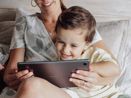 ¿Dar luz verde para que tu hijo o hija tenga un Tablet? ¡solo si puedes configurar el control parent