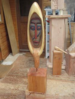 Pod man (wood)