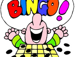Time for Bingo!