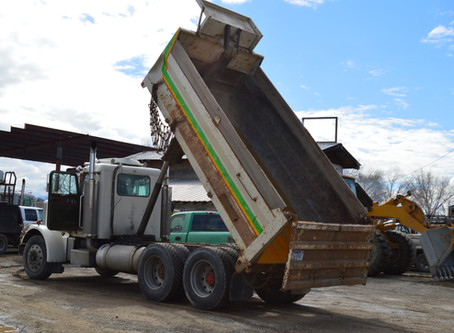 Can you haul material as fast as any regular drive time?