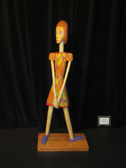 Tea Dress (wood)