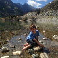Darien in Glacier Park