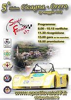 Locandina 5 slalom Cicagna Orero 2013.jp