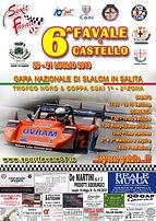 6 Slalom Favale - Castello 21 luglio 201