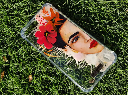 Frida collection phone case