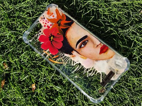 Funda para teléfono colección Frida