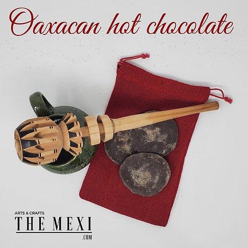 Oaxacan hot chocolate kit