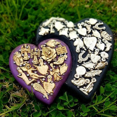 Milagrito Double Heart