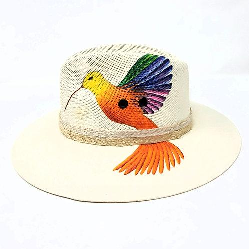 Hummingbird hat 2
