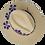 Thumbnail: Sombrero de flor morada