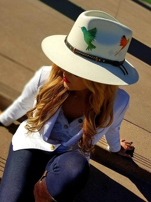 Sombrero de colibrí