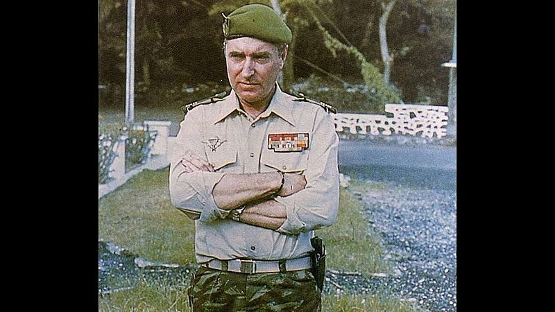 Bob Denard, Comoros coups.