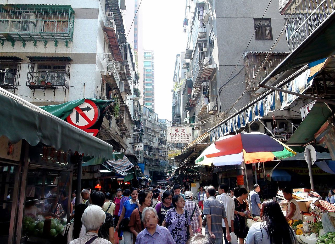 Markets in Macau