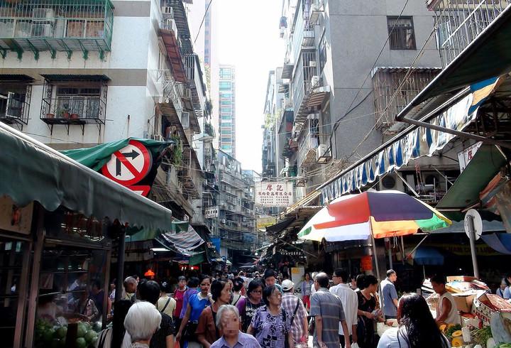 Markets in Macau