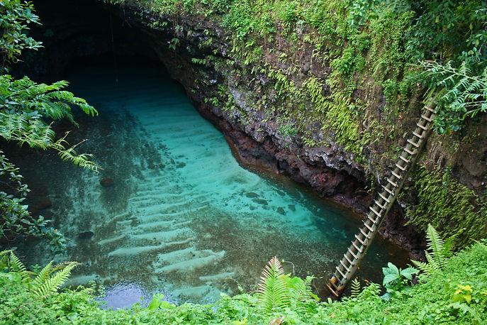 To_Sua_Ocean_Trench_-_Lotofaga_village_-