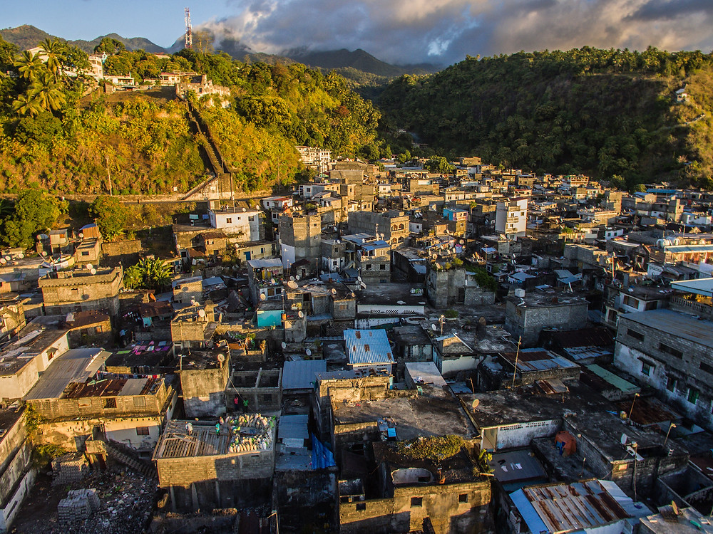 Mutsamudu is the second largest city in Comoros