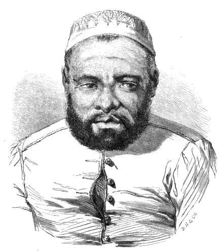 Mayotte Andriantsoly Portrait