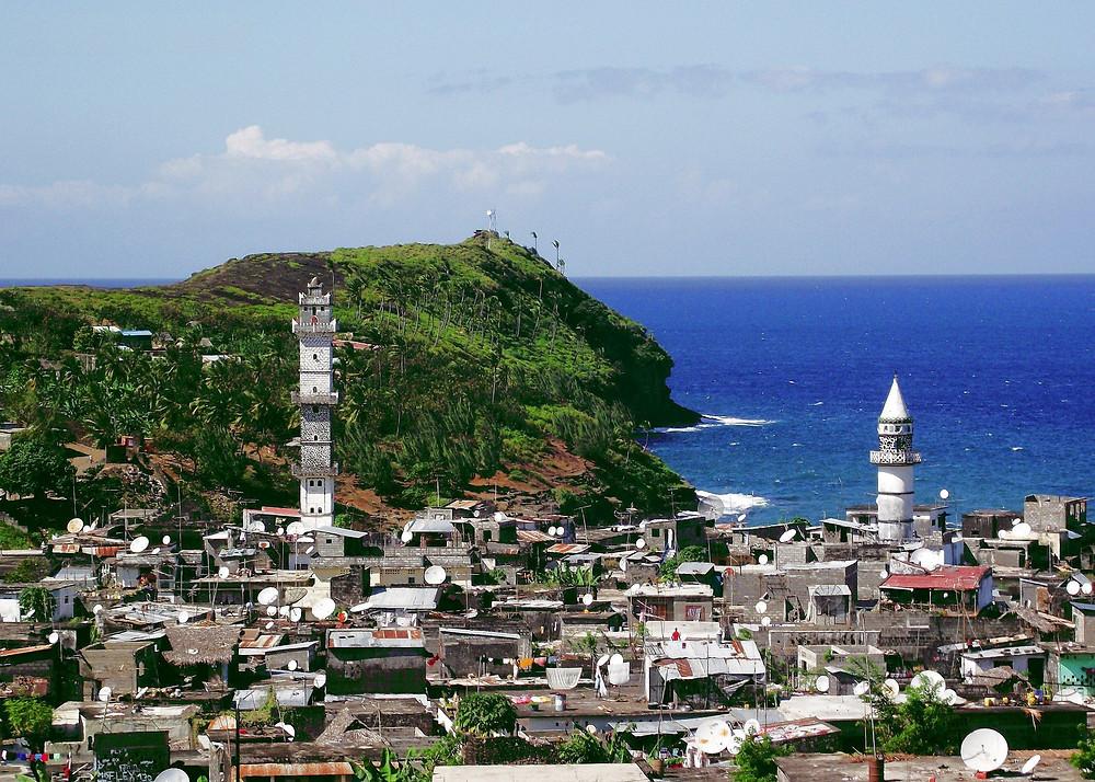 Anjouan, Comoros. Comoros coup. Amjouan invasion.