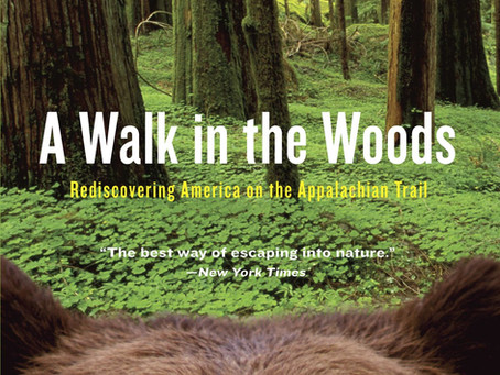 How To Make Trees Interesting: A Review of Bill Bryson's A Walk In The Woods