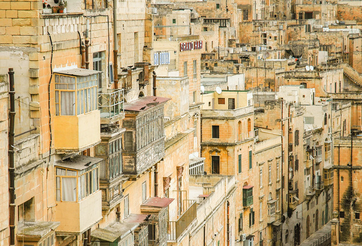 The Old Streets of Malta