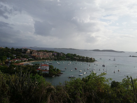 U.S. Virgin Islands: Land of the Rebel Queens