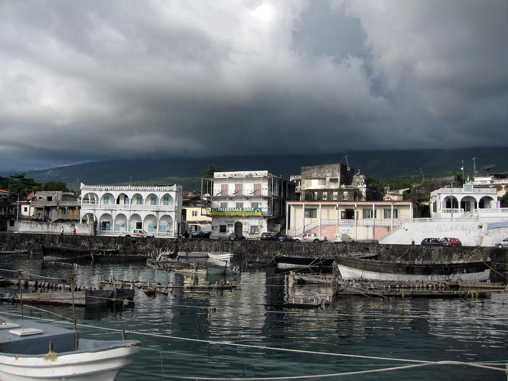 Moroni, Grand Comore, Comoros.