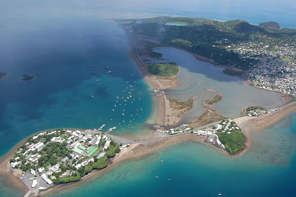 Mayotte. Comoros Archipelago