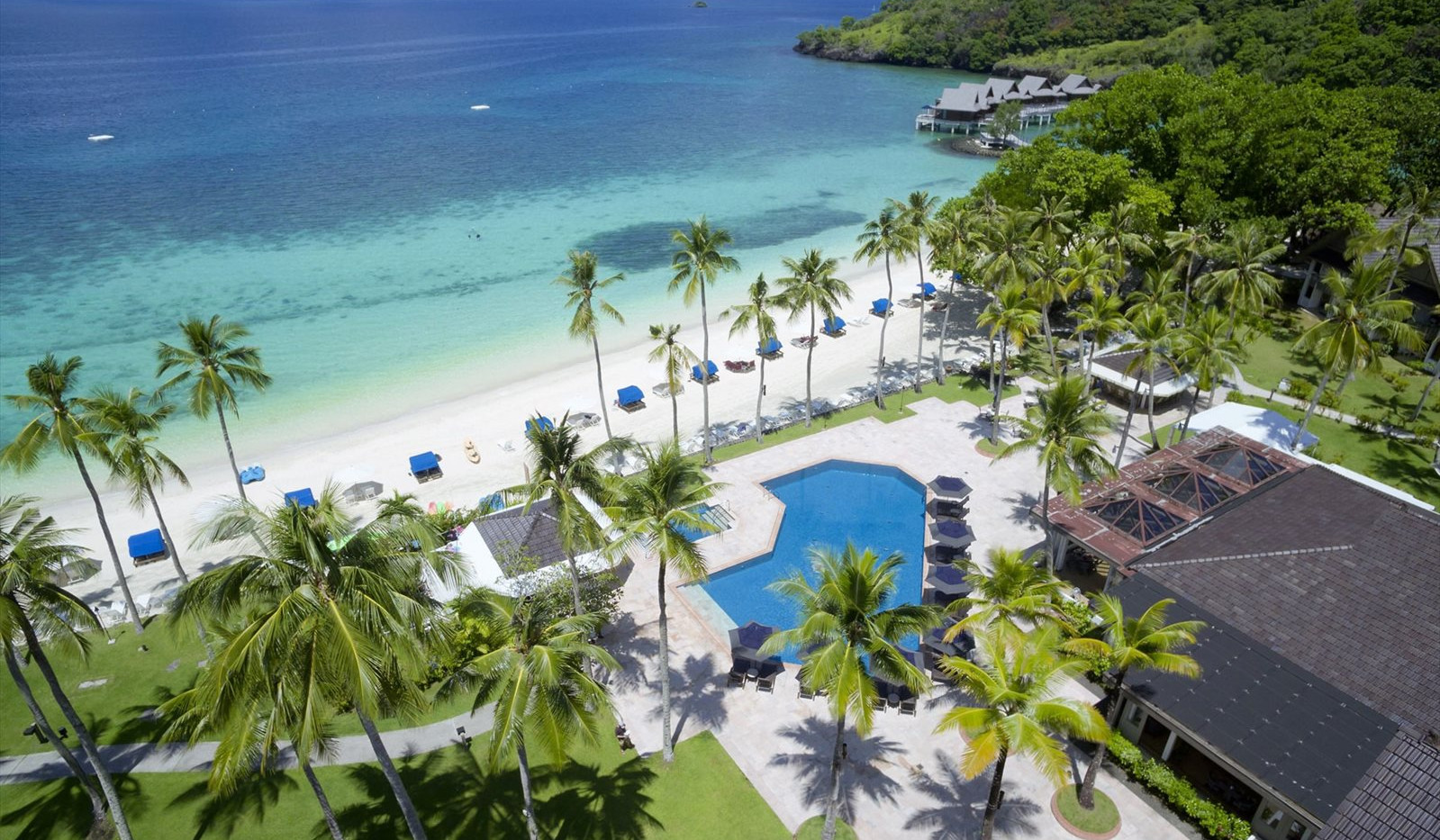 Palau Pacific Resort, Palau