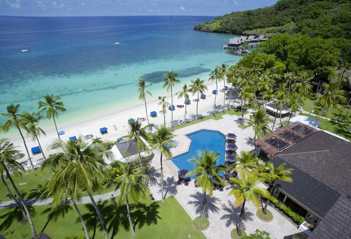 Palau Pacific Resort, Palau