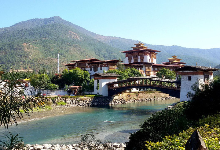 Bhutan Temples