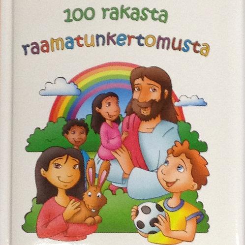 100 rakasta raamatun kertomusta