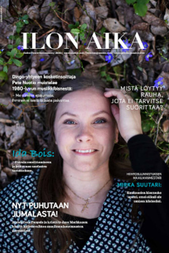 50kpl viimevuotinen Ilon Aika -lehti 2020 (nippu)